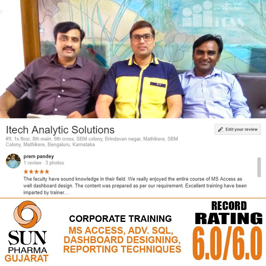 iTAS || Corporate Trainings